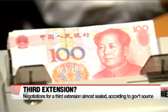 Seoul-Beijing currency swap agreement expires Tuesday