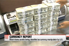 South Korea avoids being labeled currency manipulator by U.S.