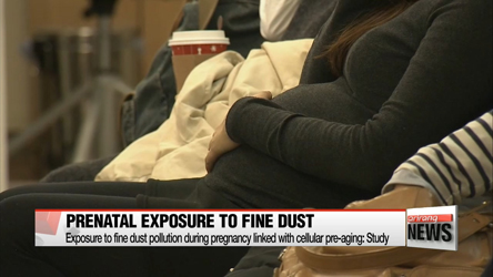 Prenatal exposure to fine dust pollution found to be linked with cellular pre-aging: Study