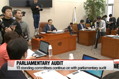 National Assembly rumbles on with parliamentary audit