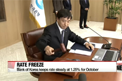 BOK raises 2017 growth forecast for Korean economy to 3%