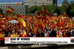 Spain moves to suspend Catalonia's autonomy