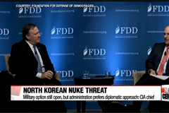 North Korea 'months away' from perfecting nuclear weapons capabilities: CIA chief