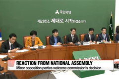 Rival political parties respect state commission's recommendation to resume construction of nuclear plants