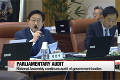National Assembly continues on with audit of government bodies