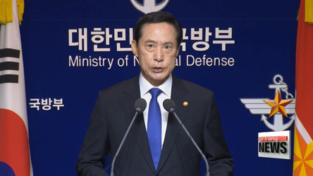Seoul's defense chief arrives in Philippines for regional security forum... with North Korea high on the agenda