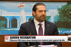 Lebanon PM resignation risks stability in Middle East