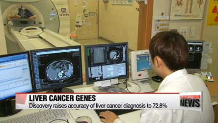 Korean researchers identify liver cancer genes