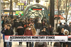 IMF raises 2017 growth forecast for S. Korea to 3.2%