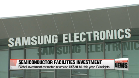 Global investment in semiconductor facilities to rise to levels unseen this year
