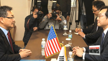 N. Korea, Trump and Beijing's special envoy discussed in latest S. Korea-U.S. nuclear envoy meeting