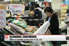 Korea steadily recovering on rebounding domestic consumption: Finance Ministry
