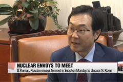 South Korean, Russian nuclear envoys to meet in Seoul