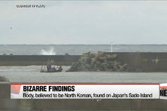 Eight bodies found in Northern Japan from suspected North Korean fishing boat