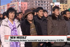 North Korea announces new Hwasong-15 ICBM... in measured provocation