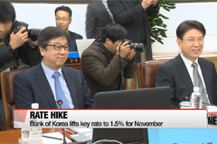 Bank of Korea holds monetary policy meeting