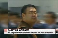 Kim Jong-nam found to have carried antidote at time of his assassination