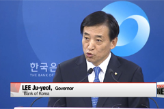 Bank of Korea lifts key rate to 1.5% for November