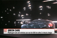 Electric cars, hydrogen-powered cars to change driving scene