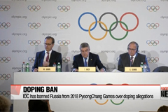 Putin says Russian athletes will be allowed to compete at 2018 PyeongChang Games