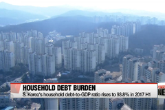 Korea's debt-to-GDP ratio growing 2nd fastest