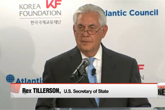 U.S. willing to begin direct talks with North Korea without preconditions: Tillerson