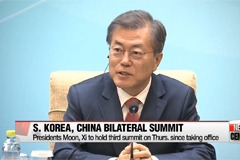 S. Korean President Moon Jae-in's state visit to China: Focus on shared history and future together