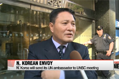 Heated discussions between U.S. and N. Korea expected at UN meeting