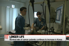 Number of new cancer patients decreases for 4th consecutive year in Korea : Health ministry