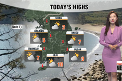 Higher than average temperatures and sunny start to the new year