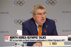 IOC to host talks on North Korea's participation in Winter Games this week