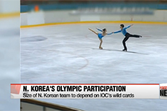 N. Korea could send a team of 20 personnel to Pyeongchang next month