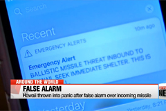 Hawaii thrown into panic after false alarm over incoming missile