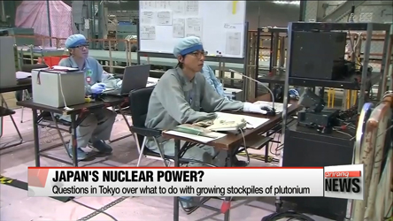 Japan's growing nuclear power and a renewed nuclear agreement with the U.S.