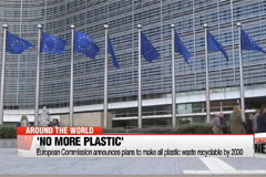 EU pledges to make all plastic waste recyclable by 2030