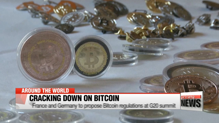 France and Germany to propose Bitcoin regulations