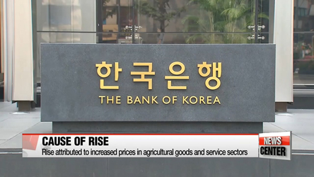 Korea's producer prices rise in Dec. after fall in previous month