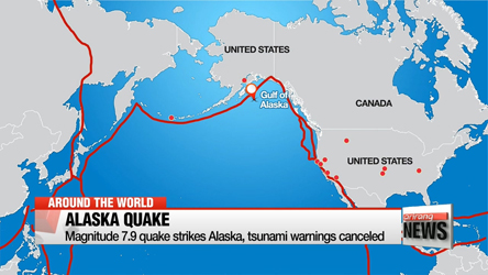 Volatile Ring of Fire causes earthquakes, volcanoes at opposite ends of Pacific
