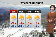 Freezing cold and dusty evening expected