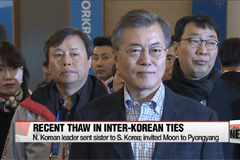 S. Korean President remains prudent on inter-Korean summit