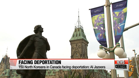 150 North Koreans in Canada facing deportation