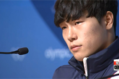 Skeleton gold medalist Yun Sung-bin thanks team for support and aims for another gold at 2019 World Championship