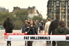 British millennials set to be fattest generation ever: Cancer Research UK