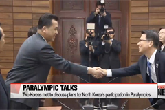 North Korea's participation at Paralympics agreed... but Pyongyang pulls art troupe and cheering squad