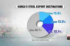 Trump's tariffs on steel imports to impact South Korea's steel industry
