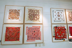 Art by Fingertip - Korean Traditional Embroidery