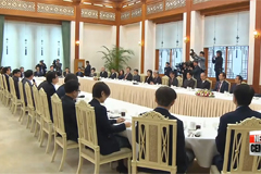 S. Korean president will table constitutional amendment motion if parliament fails to