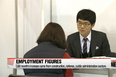 Number of new hires in Korea in February grows at slowest pace since early 2010