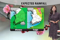 Rain lets up from the west, cooler temperatures ahead