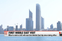 S. Korean President Moon to tour Vietnam, United Arab Emirates from March 22-27 Part 2